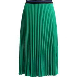 Spódniczki plisowane damskie: Mads Nørgaard SHARLOTTA Spódnica plisowana bright green