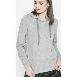 Vero Moda - Bluza. Szare bluzy z kapturem damskie marki Vero Moda, m, z bawełny. W wyprzedaży za 89,90 zł.