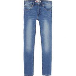 Chinosy chłopięce: Jeansy skinny