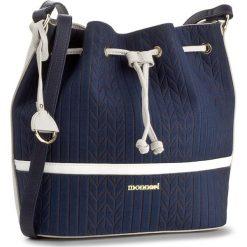 Torebka MONNARI - BAG1830-013 Navy. Niebieskie torebki klasyczne damskie marki Monnari, ze skóry ekologicznej. W wyprzedaży za 129,00 zł.