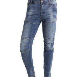GStar 5620 3D SLIM Jeansy Slim Fit devon stretch denim. Szare jeansy męskie relaxed fit marki G-Star. W wyprzedaży za 281,40 zł.