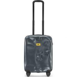 Walizka Icon kabinowa matowa szara. Szare walizki marki Crash Baggage. Za 880,00 zł.