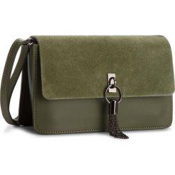 Torebka CREOLE - K10472 Zielony. Zielone torebki klasyczne damskie Creole, ze skóry. Za 159,00 zł.