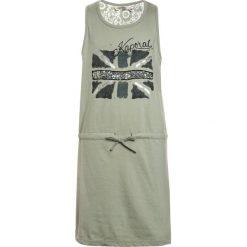 Sukienki dziewczęce z falbanami: Kaporal FAMIJ Sukienka z dżerseju sea grass