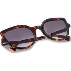 Okulary przeciwsłoneczne MARELLA - Swing 38010382  002. Brązowe okulary przeciwsłoneczne damskie lenonki marki Marella. W wyprzedaży za 319,00 zł.