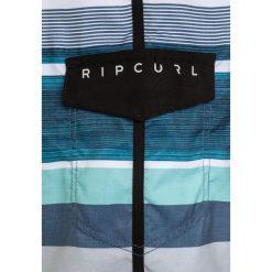 Rip Curl OVERTAKE Szorty kąpielowe blue. Niebieskie kąpielówki chłopięce marki Rip Curl, z materiału. W wyprzedaży za 132,30 zł.