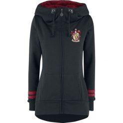 Harry Potter Gryffindor Bluza z kapturem rozpinana damska czarny. Czarne bluzy rozpinane damskie Harry Potter, xl, z kapturem. Za 199,90 zł.