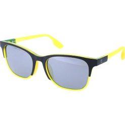 """Okulary przeciwsłoneczne damskie: Okulary przeciwsłoneczne """"0047/S G1I/T4"""" w kolorze niebiesko-żółtym"""