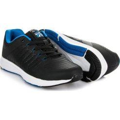 Buty skate męskie: Czarne buty sportowe FAUNA