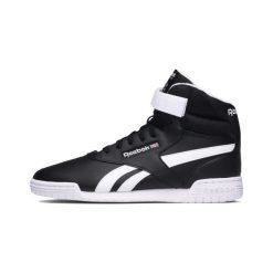 Buty Reebok Ex-O-Fit Clean Hi S (BS5326). Białe buty skate męskie Reebok, z materiału. Za 149,99 zł.