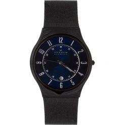 Zegarki męskie: Zegarek SKAGEN – Grenen T233XLTMN Black/Black
