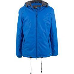 Lekko ocieplana kurtka zimowa bonprix lazurowy niebieski. Niebieskie bomberki damskie bonprix, na zimę. Za 179,99 zł.