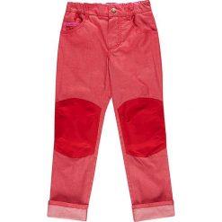 """Odzież dziecięca: Spodnie """"Kuusi Denim"""" w kolorze czerwonym"""