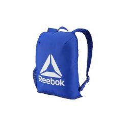 Plecaki Reebok Sport  Plecak Active Core Small. Niebieskie plecaki damskie Reebok Sport, sportowe. Za 79,95 zł.