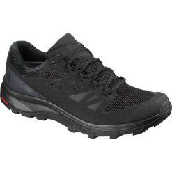 Buty trekkingowe męskie: Salomon Buty męskie OUTline GTX Black/Phantom/Magnet r. 43 1/3 (404770)