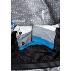 LEGO Wear TEC JAZZ 775 Kurtka snowboardowa dark turquise. Niebieskie kurtki chłopięce sportowe marki bonprix, z kapturem. W wyprzedaży za 321,30 zł.