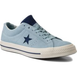 Tenisówki męskie: Tenisówki CONVERSE - One Star Ox 160585C Ocean Bliss/Navy/Egret