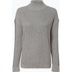 Tommy Hilfiger - Sweter damski, szary. Czerwone swetry klasyczne damskie marki bonprix, na lato, w grochy, z dzianiny, z podwójnym kołnierzykiem, moda ciążowa, dopasowane. Za 549,95 zł.