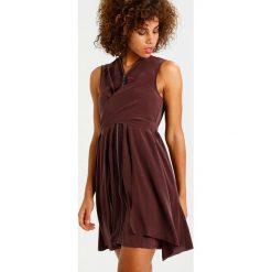 Sukienki hiszpanki: AllSaints JAYDA Sukienka letnia red