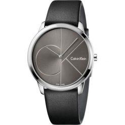 ZEGAREK CALVIN KLEIN MINIMAL K3M211C3. Brązowe zegarki męskie marki Calvin Klein, szklane. Za 769,00 zł.