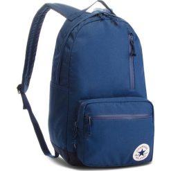 Plecak CONVERSE - 10007271-A02 426. Niebieskie plecaki damskie Converse, z materiału. W wyprzedaży za 149,00 zł.