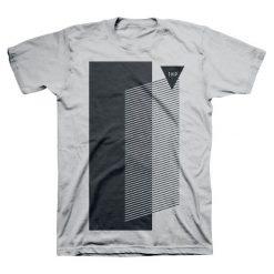Linkin Park THP T-Shirt szary. Szare t-shirty męskie z nadrukiem Linkin Park, s, z okrągłym kołnierzem. Za 32,90 zł.