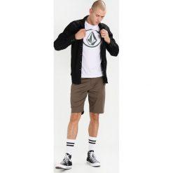 T-shirty męskie z nadrukiem: Volcom CIRCLE STONE Tshirt z nadrukiem white