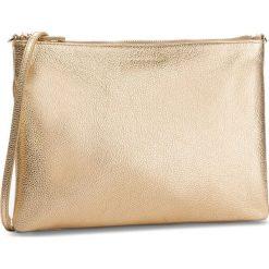 Torebka COCCINELLE - CV3 Mini Bag E5 CV3 55 F4 07 Platino N94. Żółte listonoszki damskie Coccinelle, ze skóry. W wyprzedaży za 379,00 zł.