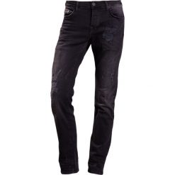 Spodnie męskie: True Religion NEW ROCCO Jeansy Slim Fit black