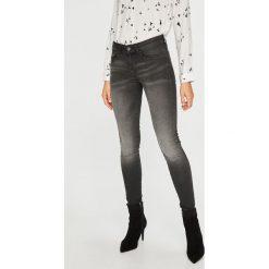 Medicine - Jeansy Secret Garden. Szare jeansy damskie rurki marki MEDICINE, z bawełny. W wyprzedaży za 79,90 zł.