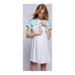 Bluzki ciążowe: Koszula Cindy Turkusowa