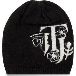 Czapka TRUSSARDI JEANS - Hat Logo 59Z00086 K299. Szare czapki zimowe damskie marki Calvin Klein Jeans, na zimę, z jeansu. Za 189,00 zł.