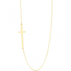 Naszyjnik - złoto żółte 375. Żółte naszyjniki męskie W.KRUK, złote. Za 379,00 zł.