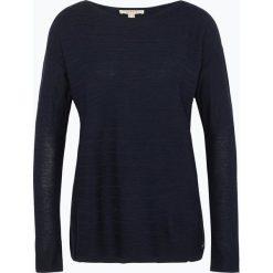 Esprit Casual - Sweter damski, niebieski. Niebieskie swetry klasyczne damskie Esprit Casual, xs, z dzianiny. Za 129,95 zł.