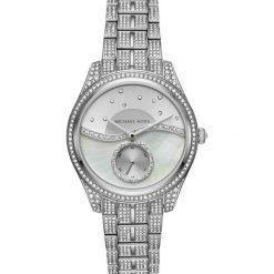 Zegarek MICHAEL KORS - Lauryn MK3755 Silver/Silver. Szare zegarki damskie Michael Kors. W wyprzedaży za 1599,00 zł.
