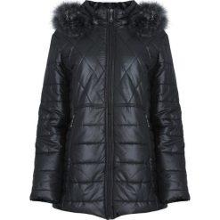 Czarna Kurtka How It Is. Brązowe kurtki damskie pikowane marki QUECHUA, na zimę, m, z materiału. Za 154,99 zł.