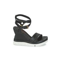 Sandały Airstep / A.S.98  FOLK. Czarne sandały damskie Airstep / A.S.98. Za 647,20 zł.