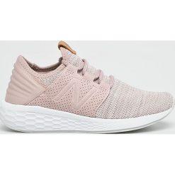 New Balance - Buty WCRUZKC2. Szare buty sportowe damskie New Balance. W wyprzedaży za 329,90 zł.
