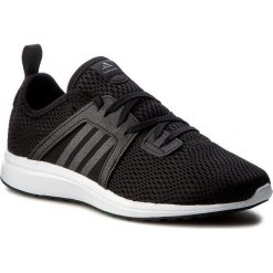 Buty adidas - Durama W BA7394 Cblack/Ironm. Czarne buty do biegania damskie marki Adidas, z materiału. W wyprzedaży za 209,00 zł.