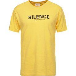 Wood Wood PERRY Tshirt z nadrukiem yellow. Niebieskie koszulki polo marki Tiffosi. Za 229,00 zł.