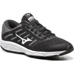 Buty MIZUNO - Ezrun J1GF183801 Czarny. Czarne buty do biegania damskie Mizuno, z materiału. W wyprzedaży za 209,00 zł.