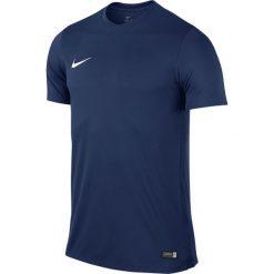 Nike Koszulka Park VI Boys granatowa r. XL (725984 410). Niebieskie t-shirty męskie marki Nike, m. Za 50,93 zł.
