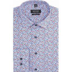 Koszule męskie: koszula versone 2827 długi rękaw slim fit niebieski