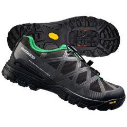 Shimano SH-mt54 MTB buty unisex - czarny. Czarne buty trekkingowe męskie marki Shimano. Za 380,16 zł.