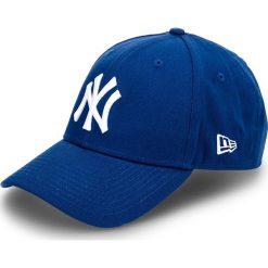 Czapka z daszkiem NEW ERA - 940 Leag Basic Neyy 11157579 Granatowy. Niebieskie czapki z daszkiem damskie marki New Era, z bawełny. Za 99,99 zł.