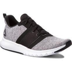 Buty Reebok - Print Lite Rush CN2606 Black/White. Szare buty do biegania męskie Reebok, z materiału, reebok print. W wyprzedaży za 209,00 zł.