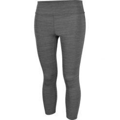 Spodnie dresowe damskie: Under Armour Spodnie Mirror Freecut Crop W 1302986-090 grafitowe S