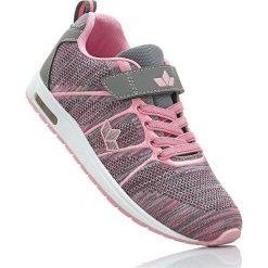 Sneakersy Brütting bonprix szaro-jasnoróżowy. Czerwone buty sportowe chłopięce bonprix, na sznurówki. Za 139,99 zł.