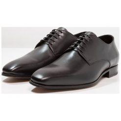 Buty wizytowe męskie: Avelar by PB VARGAS Eleganckie buty black