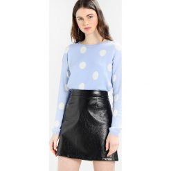 Swetry klasyczne damskie: b.young MELICA  Sweter light blue